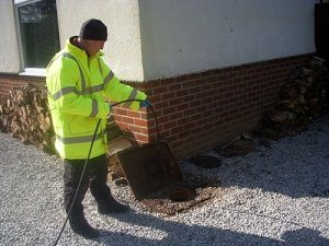 Drain Cleaning in Cheshire